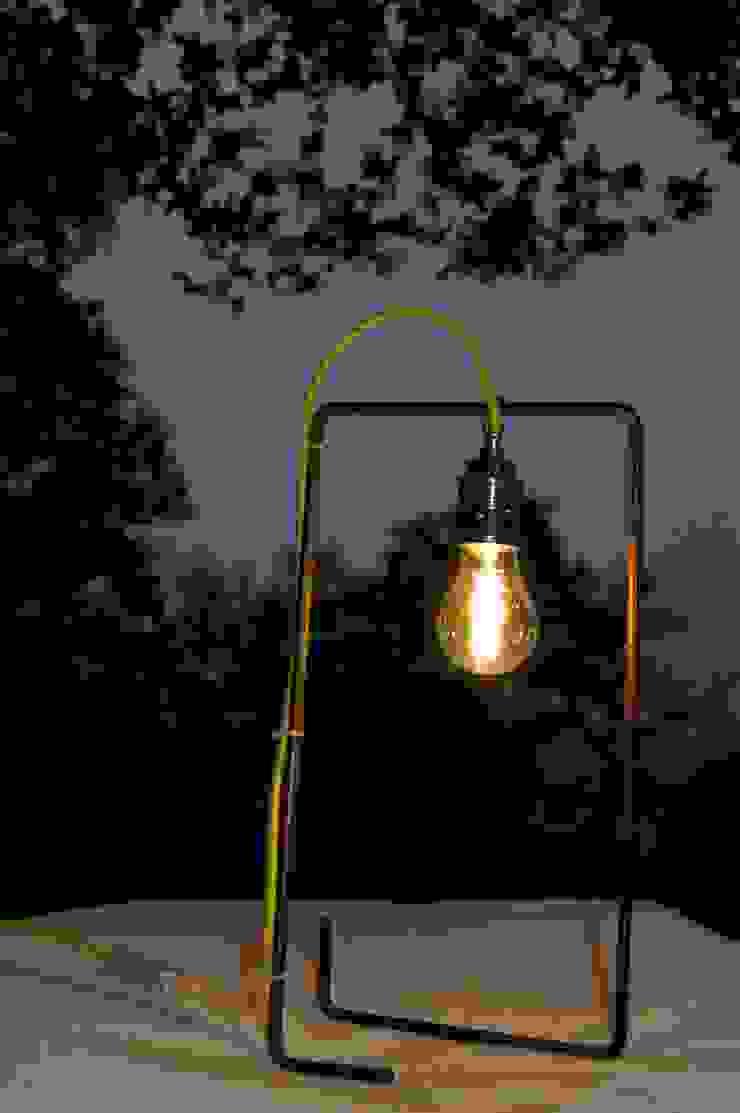 Lampada staffa di Design art Minimalista