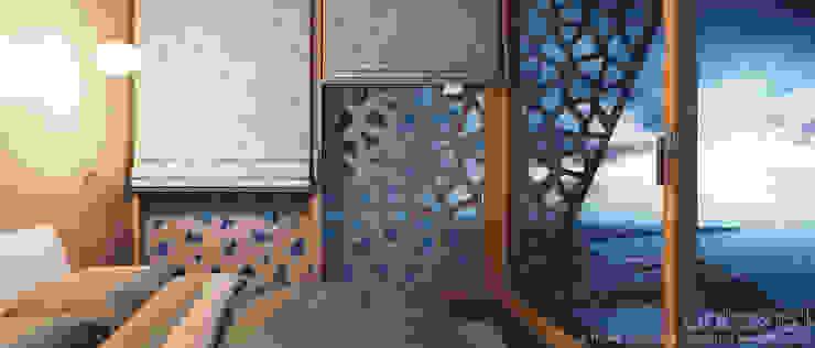 La camera da letto Camera da letto moderna di Barberio Colella ARC Moderno