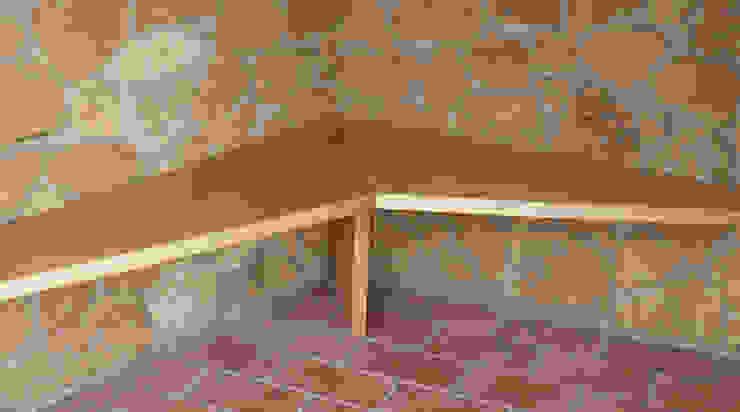 seduta ingresso di benincasa casapieri architetti Eclettico
