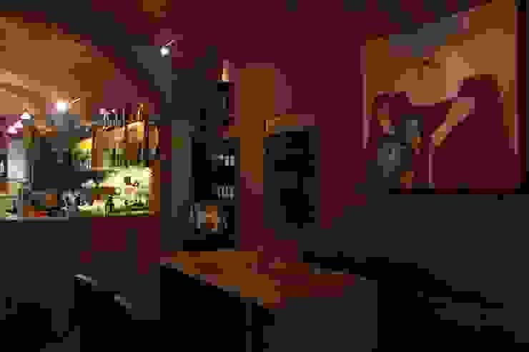 Pao Pub_Drink, Art and Music di benincasa casapieri architetti Eclettico