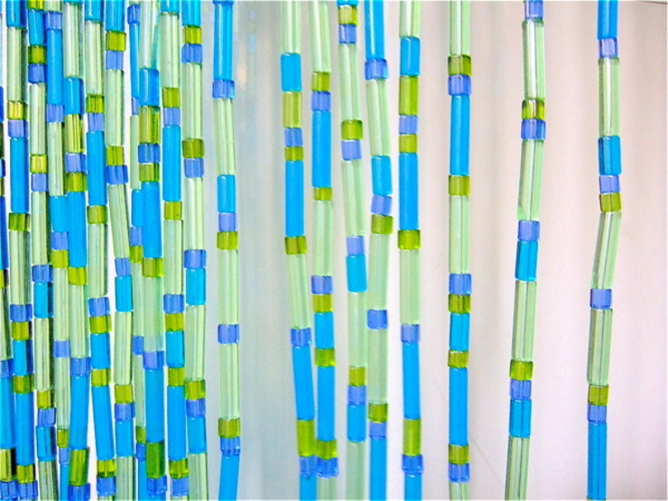 Nalki Tube Beads: eclectic  by Memories of a Butterfly: bead curtains/screens/installations/Hanging Sculptures,Eclectic