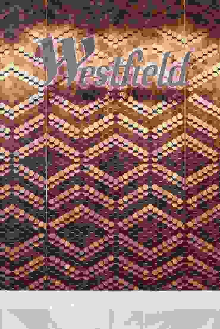 Westfield Headquarters Modern walls & floors by Giles Miller Studio Modern