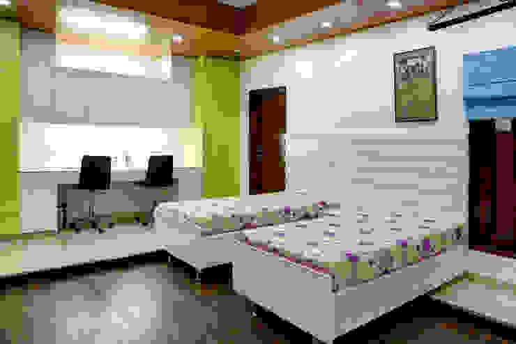 Kid's Bedroom Modern houses by Studio An-V-Thot Architects Pvt. Ltd. Modern