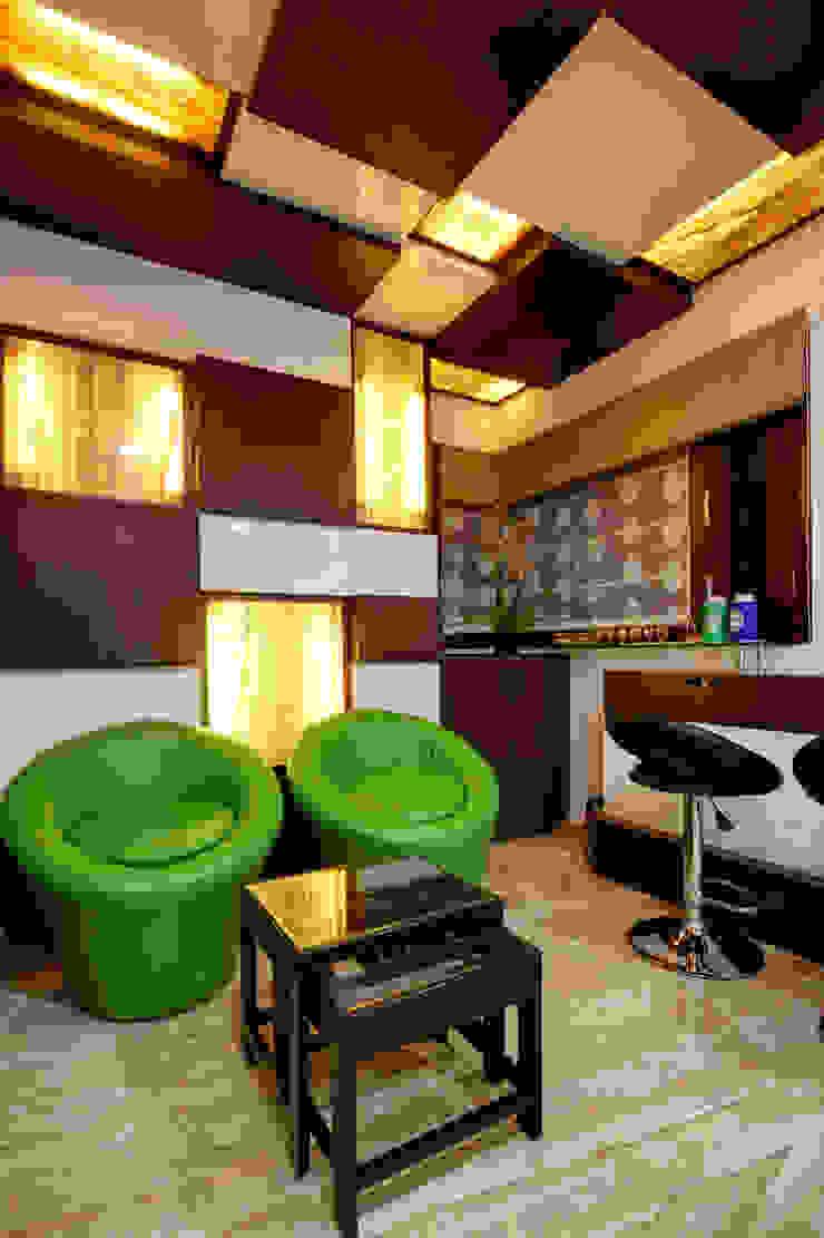 Bar Modern houses by Studio An-V-Thot Architects Pvt. Ltd. Modern