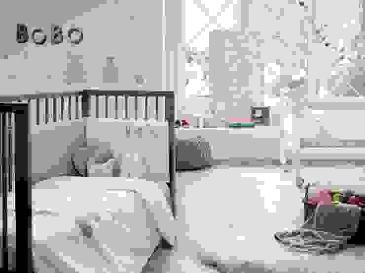 Nursery/kid's room by Carmen homify, Modern