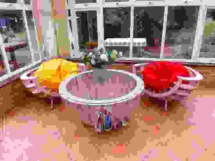 spherical influenced conservatory furniture: modern  by srb enginering 2000 ltd, Modern
