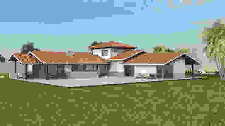 VIVIENDA DE 5 DORMITORIOS Casas de 3VG Teccon - JAVIER VIZOSO