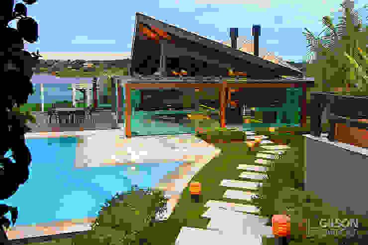 Casas  por Izabela Kassar Moretzsohn Arquitetura,