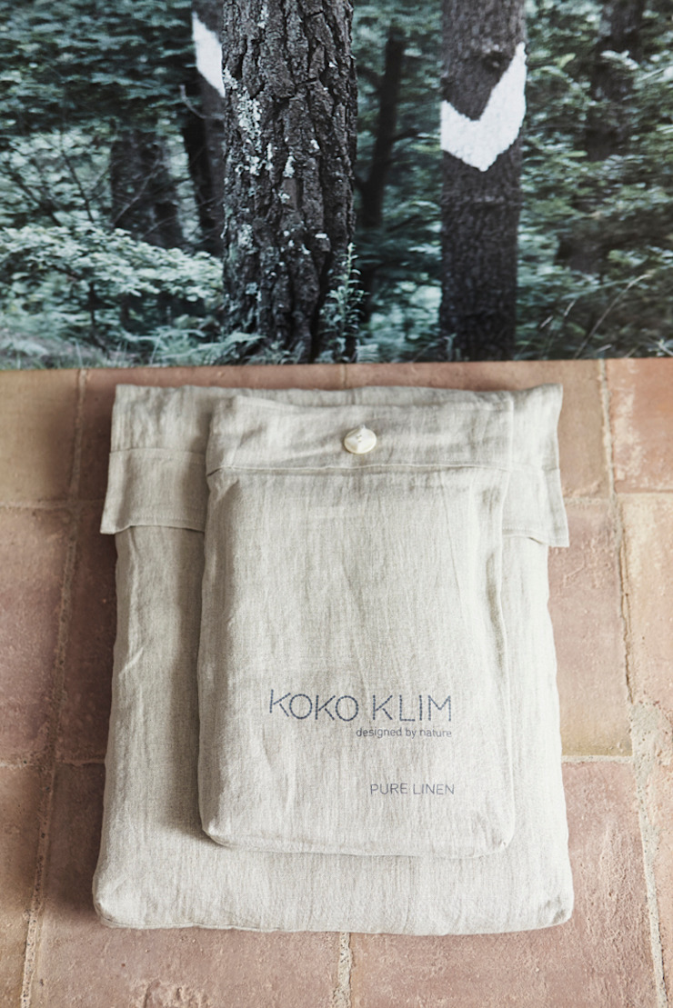 Bedding Set - Natural Linen by KOKO KLIM