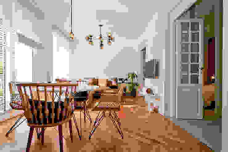 Cuarto Interior: modern tarz , Modern