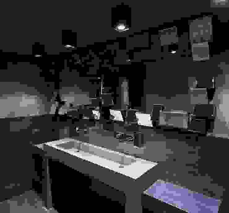 Interiorismo restaurante Jaleo. Bares y clubs de estilo moderno de Isa de Luca Moderno