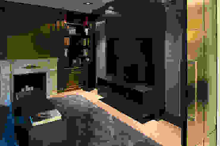 Interiorismo vivienda Salones de estilo clásico de Isa de Luca Clásico