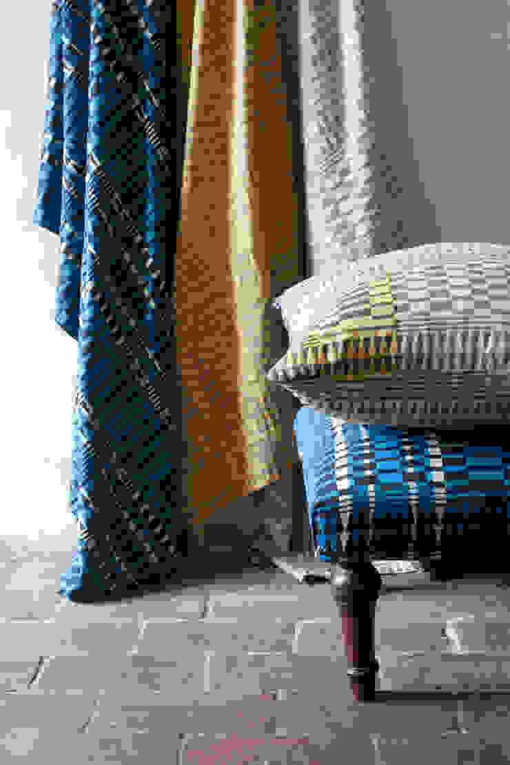 Africana Fabric: modern  by Julia Brendel Limited, Modern