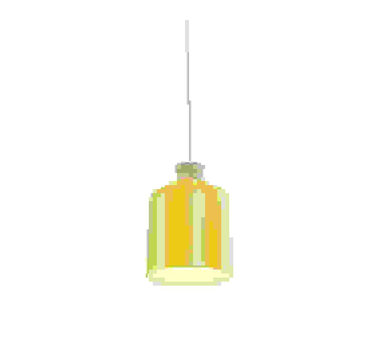 Mini Lamp de Natural Urbano Moderno