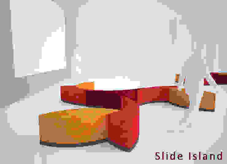 SLIDE ISLAND - Divano modulare di Giuseppe Granata - Designer | Vincenzo Schinella - Architetto Moderno