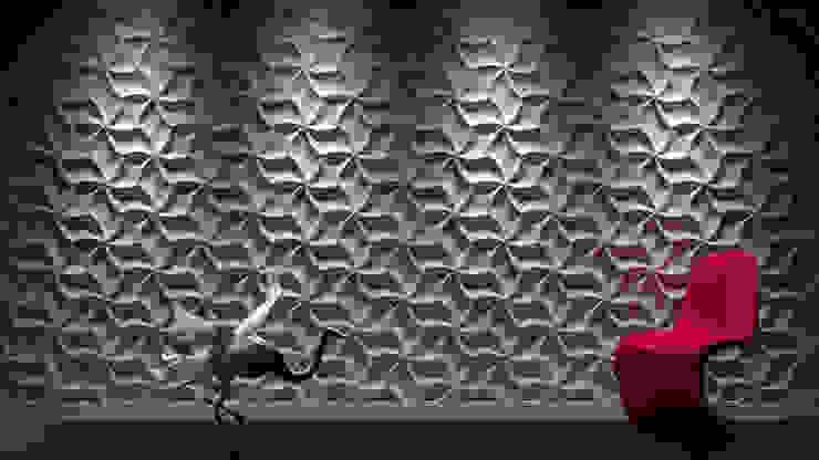 de estilo  de Loft Design System Deutschland - Wandpaneele aus Bayern, Moderno