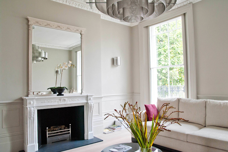 TV Mirrors: classic  by Overmantels, Classic