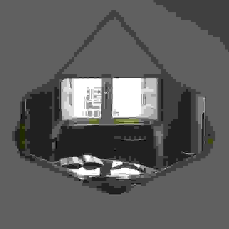 Collezione di specchi Soggiorno moderno di Quid divinum design Moderno