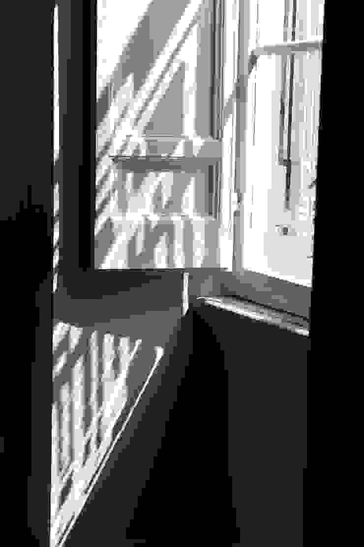 Nel centro di Roma, rinnovare e valorizzare un appartamento. di Quid divinum design
