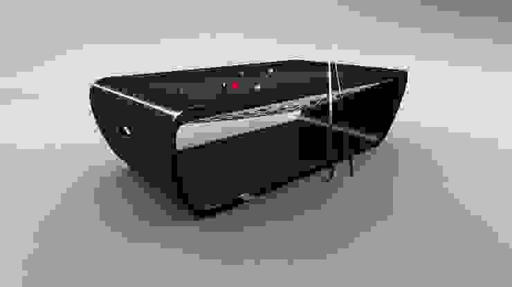 Blacklight Pool Table Quantum Play Multimedia roomFurniture