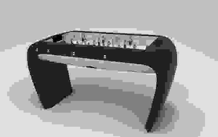 Blackball Foosball Table: modern  by Quantum Play, Modern