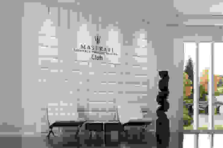 dekorative Wandgestaltung: modern  von Loft Design System Deutschland - Wandpaneele aus Bayern,Modern