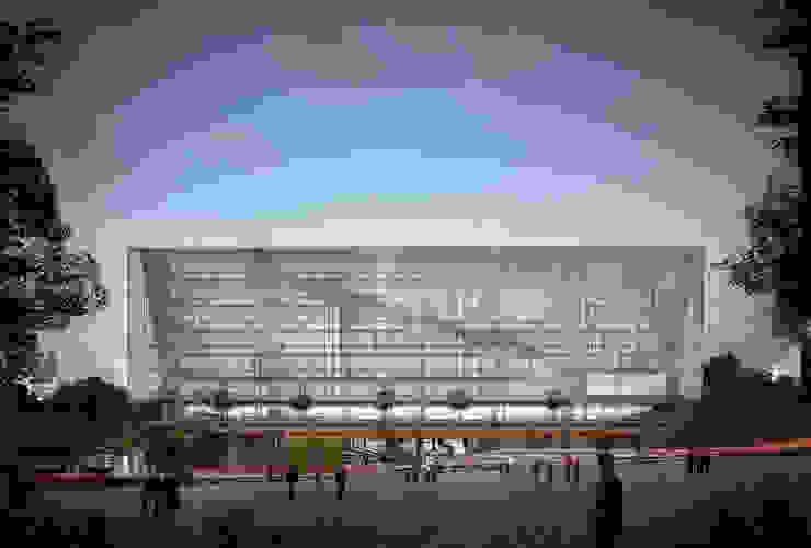 Edifício Anexo do BNDES – Projeto Premiado – 3º Lugar por São Paulo Arquitetos