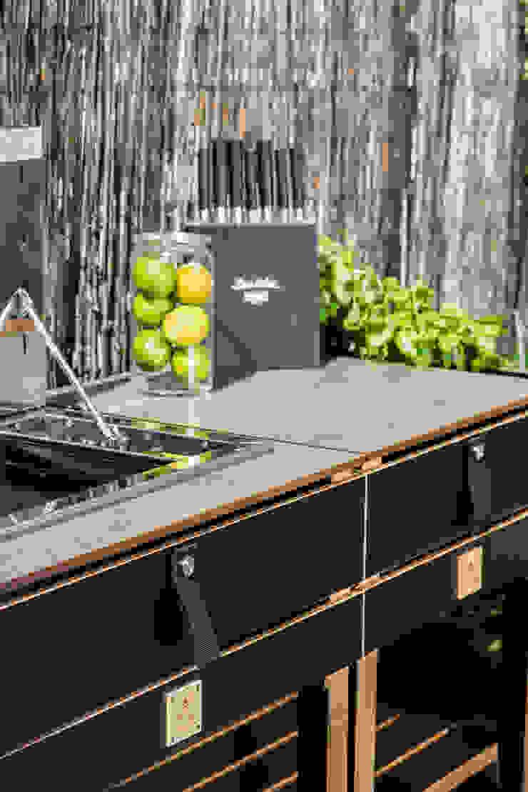 Die modulare Outdoorküche Care: modern  von OCQ - Outdoor Cooking Queen,Modern