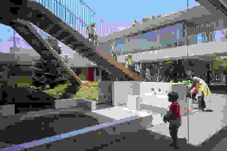Higashimurayama Musashino Nursery オリジナルな学校 の Muramatsu Architects オリジナル