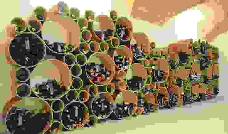 Mobiliario para vinoteca de Esigo SRL Moderno Papel