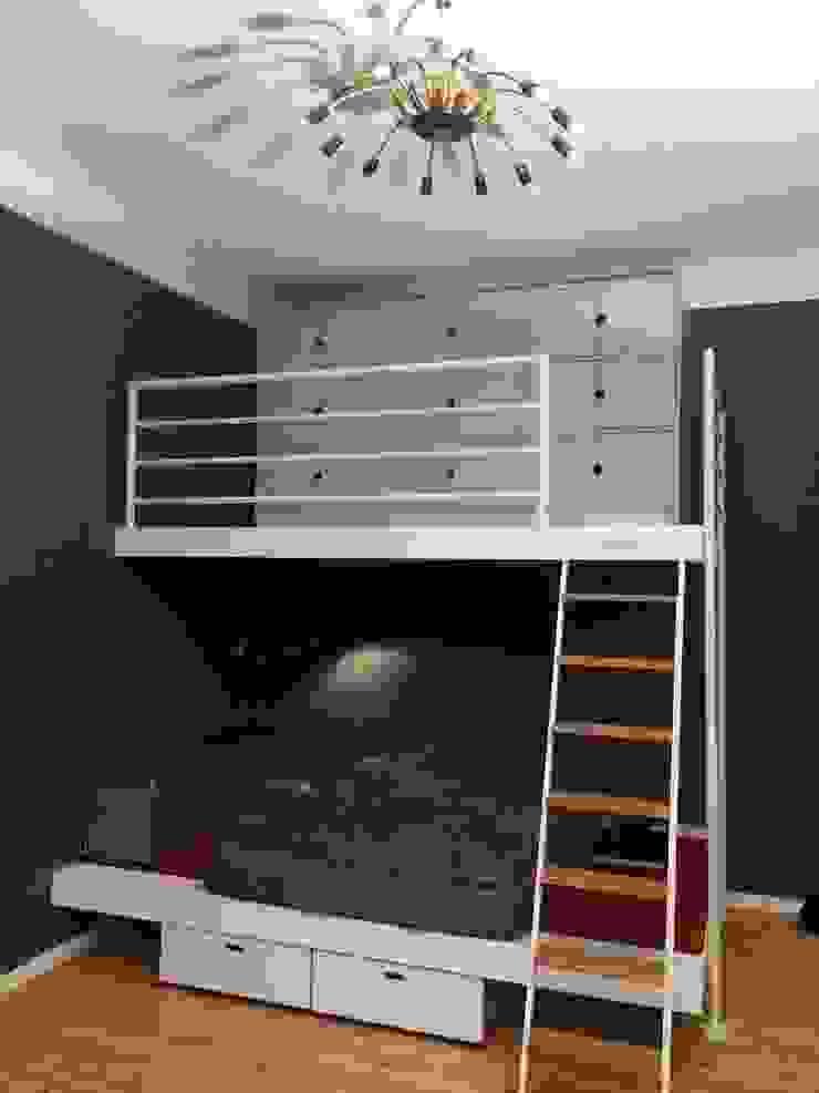 Schlafzimmer Ausgefallene Schlafzimmer von BlueGray Design Farrow & Ball u. Pure & Original Farben Ausgefallen