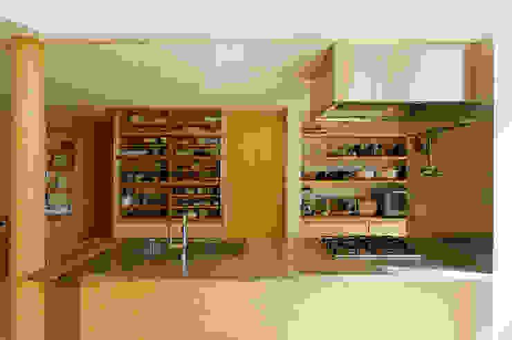 주택 by 中山大輔建築設計事務所/Nakayama Architects