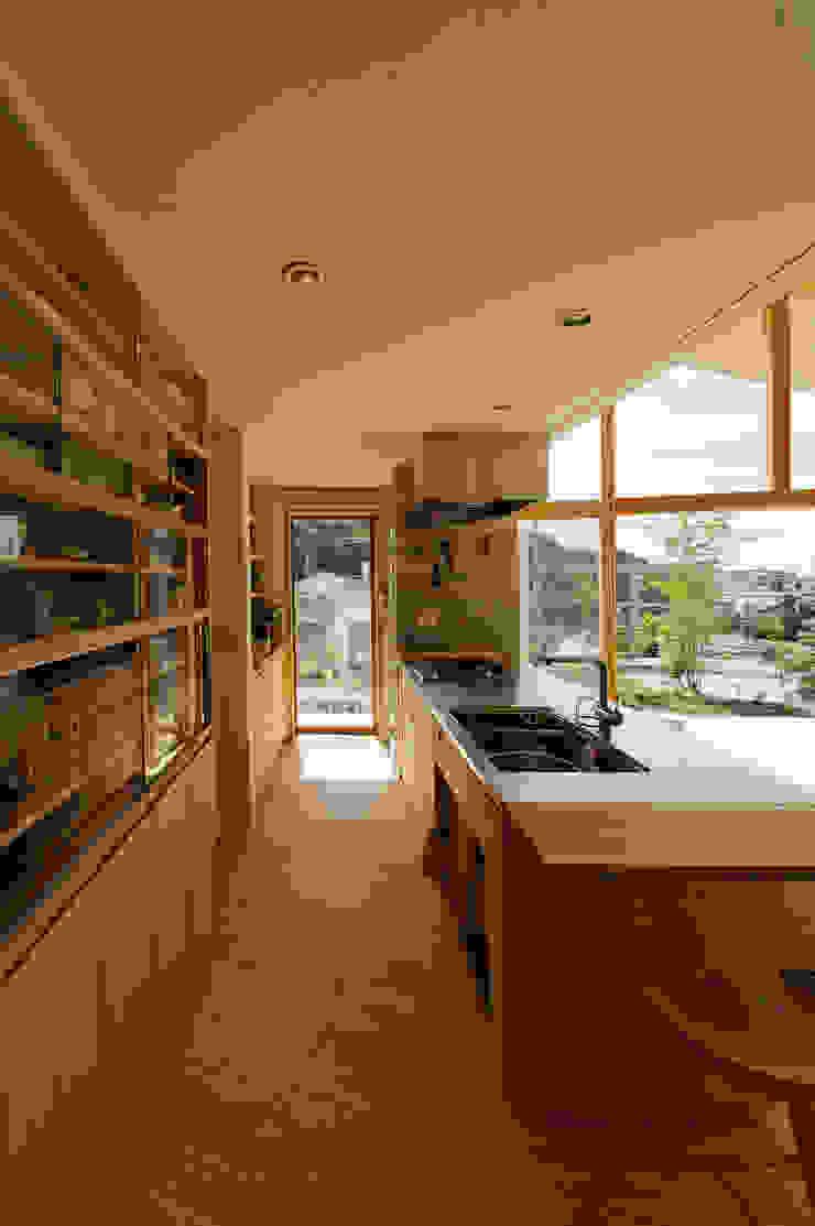 房子 根據 中山大輔建築設計事務所/Nakayama Architects