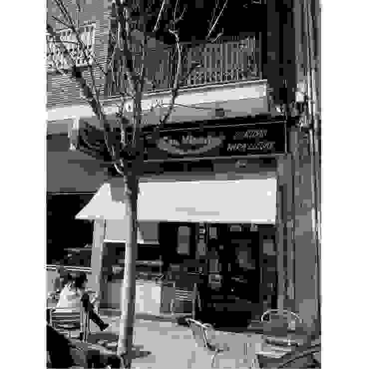 Panadería San Vicente Crux Flux de CRUX arquitectos Moderno