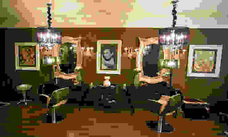 Centro Belleza_ Premio Vogue Espacios comerciales de estilo colonial de Gema Arana Interiorismo Colonial