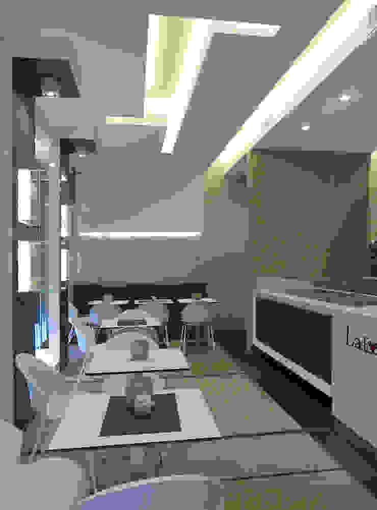 Caffetteria Pasticceria Ladisa di db_studio| Architetto Barbara De Liso Moderno