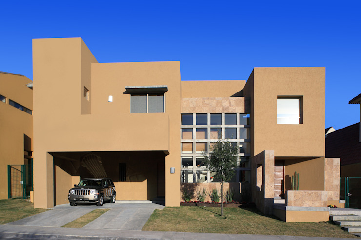 Projekty,  Domy zaprojektowane przez Arquiplan, Nowoczesny