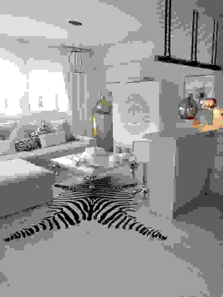 Proyecto_ Arturo Soria Casas de estilo moderno de Gema Arana Interiorismo Moderno