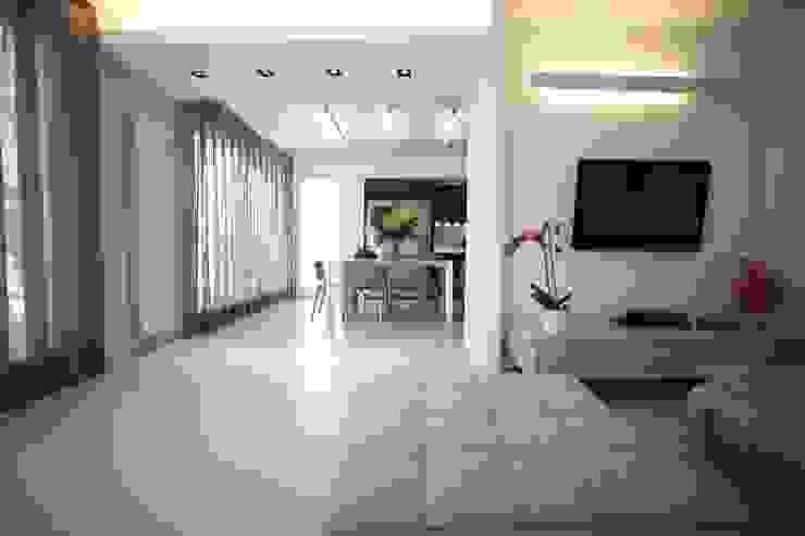 StudioCR34 Maisons minimalistes