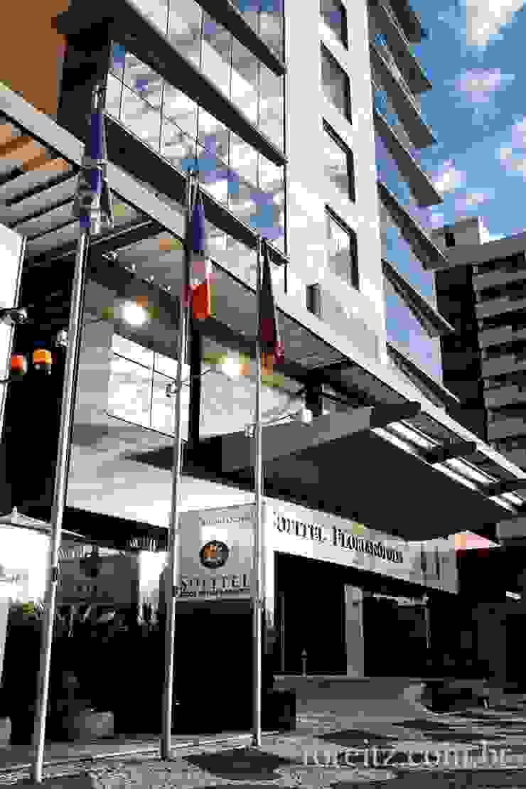 Hotel Sofitel Hotéis por MarchettiBonetti+