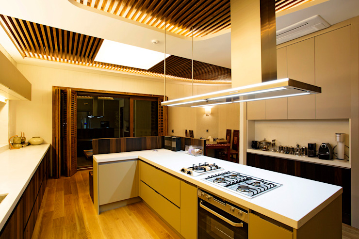 Kitchen by GIP, Modern
