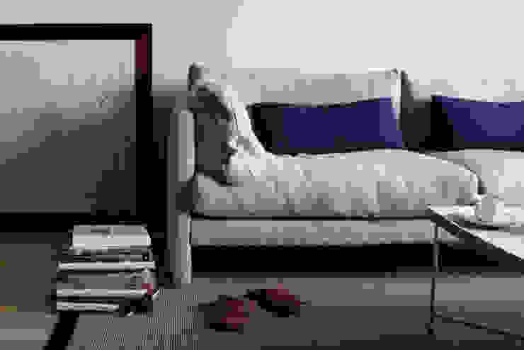 Astiva sofa for TRISHNA JIVANA: TOMOYUKI MATSUOKA DESIGNが手掛けたスカンジナビアです。,北欧
