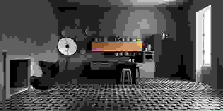 por Grandeur Interiors Minimalista
