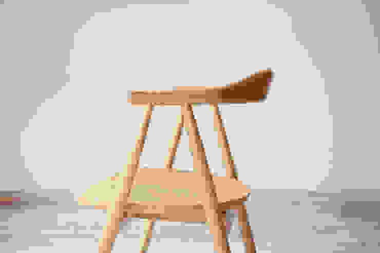Yule chair: TOMOYUKI MATSUOKA DESIGNが手掛けたスカンジナビアです。,北欧