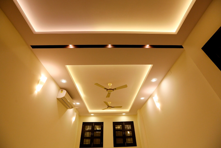 Ceiling Minimalist houses by DESIGN5 Minimalist