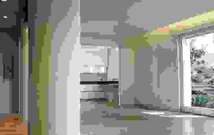 Casa Salzano Soggiorno moderno di Pier Maria Giordani Architetto Moderno