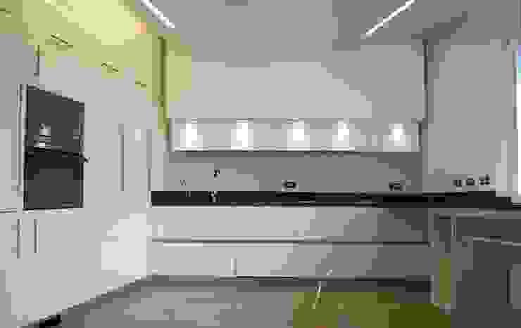 Casa Salzano Cucina moderna di Pier Maria Giordani Architetto Moderno