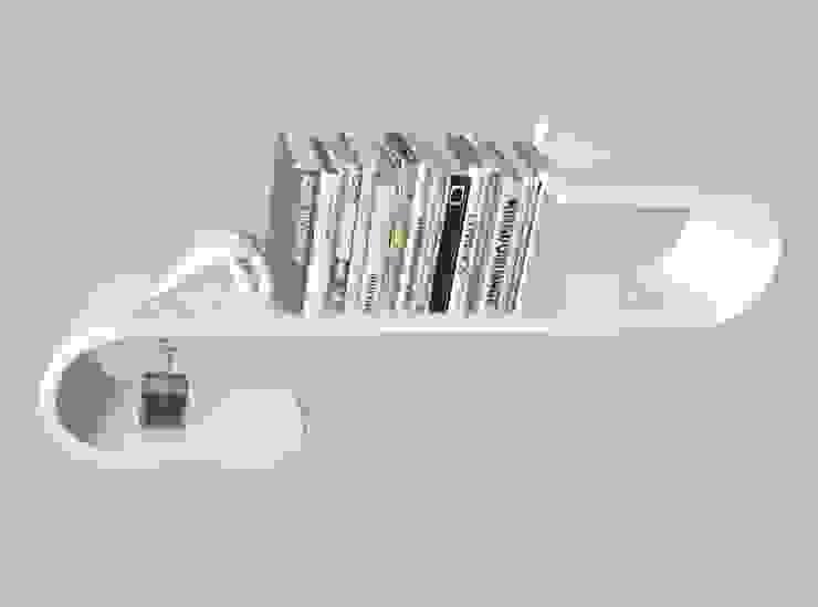 Waveshelf di B & G design Moderno