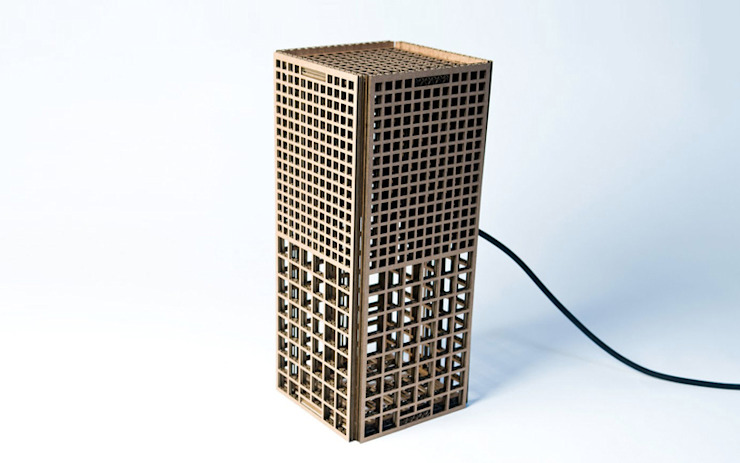 Domino par Simon Boussard Minimaliste