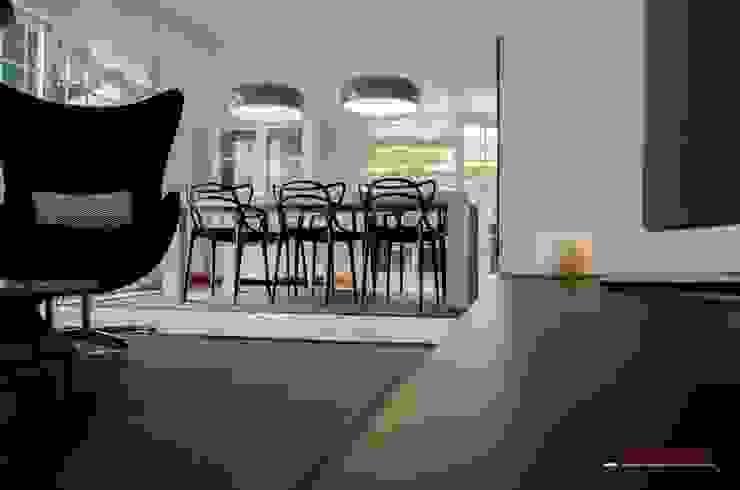 Reforma PB vivienda Casas de estilo moderno de Trestrastos Moderno